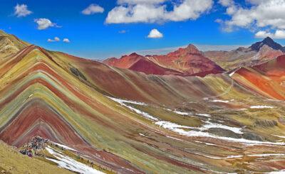 Montanha Arco-íris