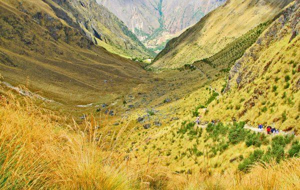 Inca Trail - Warmiwanusca