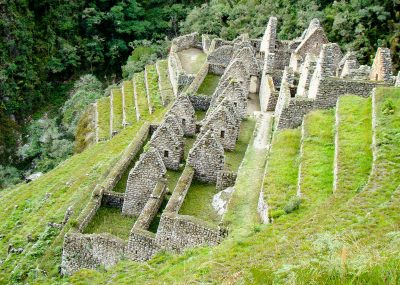 4 Day Inca Trail to Machu Picchu